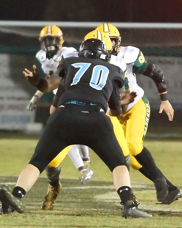 Ponte Vedra Sharks Football vs Yule District 5A Playoffs