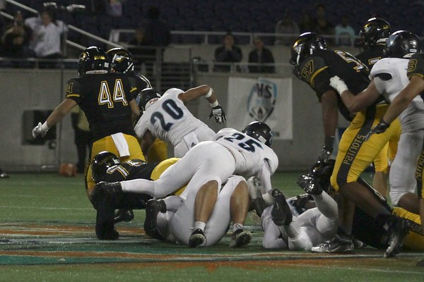 Ponte Vedra High School Football vs American Heritage State Championship 2017