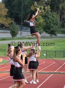 Potomac School JV @ Mason Freshman Football (20 Sep 2018)