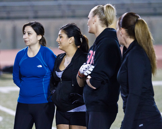 Powder Puff Extreme - Whittier workout