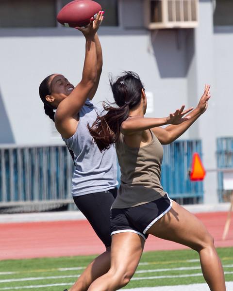 Powder Puff Extreme - Santa Monica tryouts