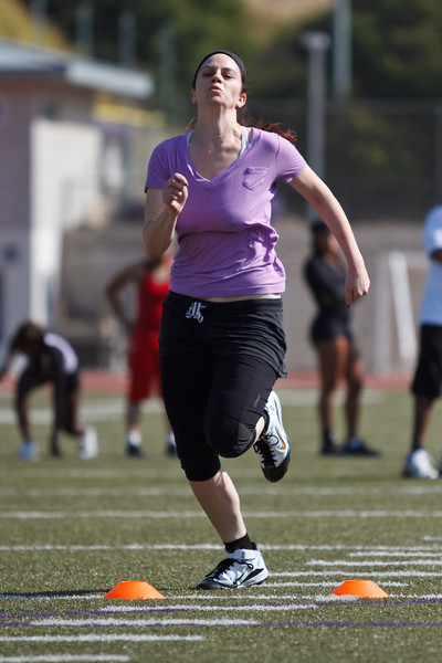 Powder Puff Extreme - Whittier tryouts