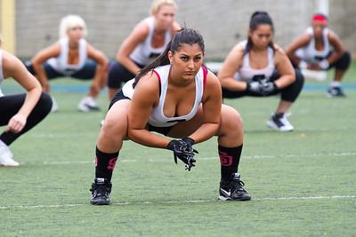 Powder Puff Extreme - Los Angeles/San Diego workout