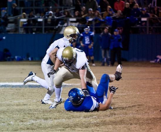 Sports-Football-Pulaski Academy vs Monticello 112709-171
