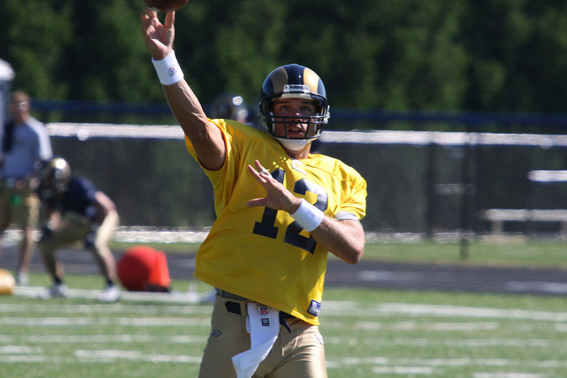 Rams Training Camp 8-08-62