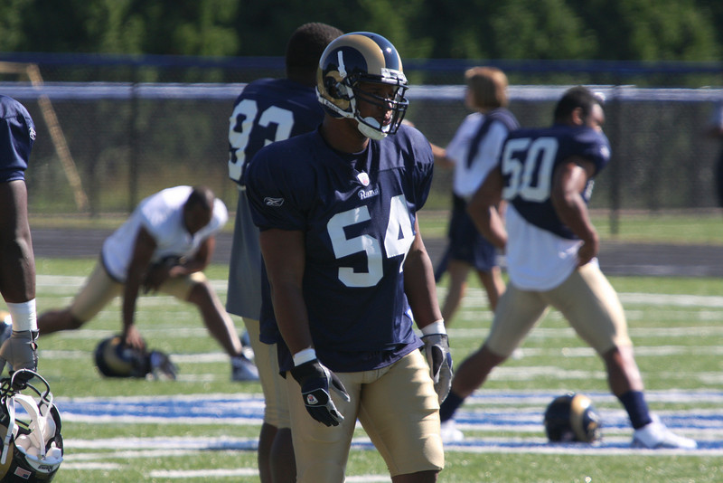 Rams Training Camp 8-08-26