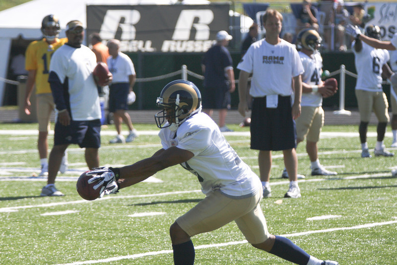 Rams Training Camp 8-08-110