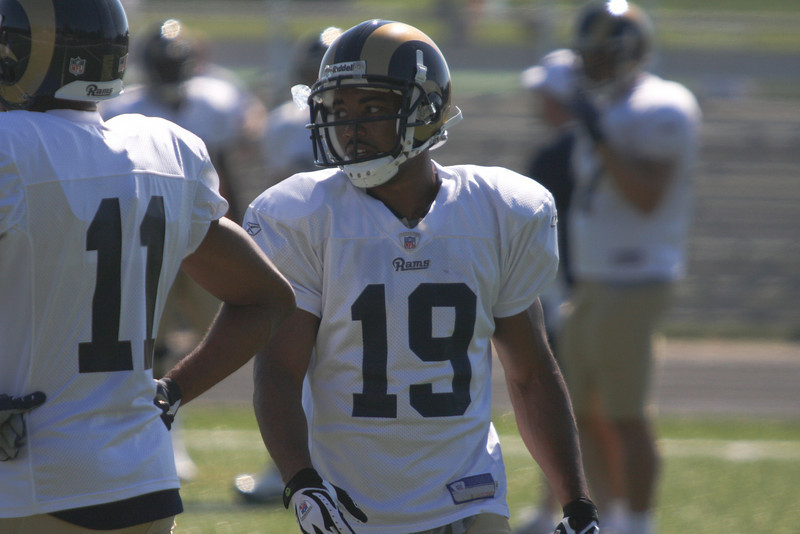 Rams Training Camp 8-08-100