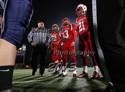 Cody Oldro, Chris Doubek, Nick Hettenbaugh, Referee