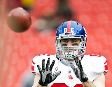 Redskins vs Giants 01/02/11