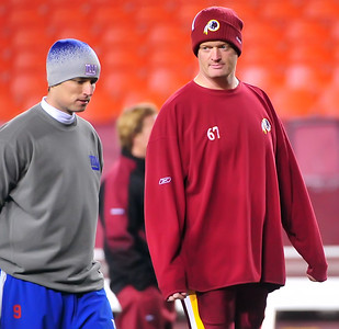 Redskins vs Giants 12/21/09