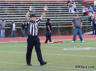 Yorktown @ Wakefield Freshman (17 Oct 2013)