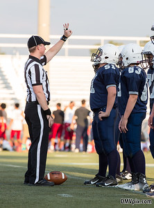 Stuart @ W-L Freshman Football (18 Sep 2014)