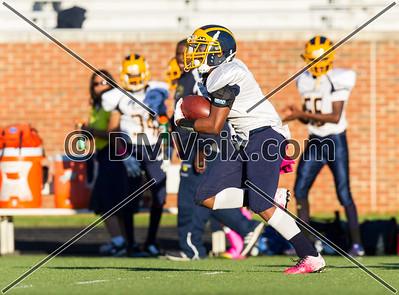Riverdale Baptist @ Landon JV Football (08 Oct 2014)