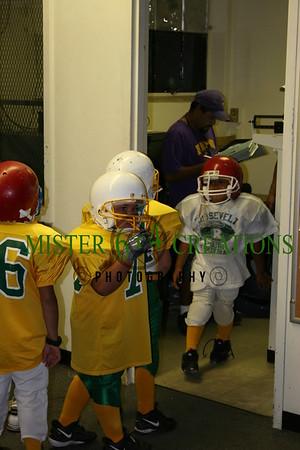 Roosevelt  vs Fresno Warriors August 20, 2005