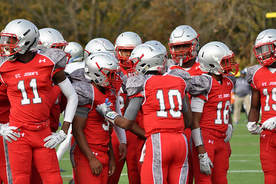 St. John's (DC) vs. O'Connell (VA) boys varsity football