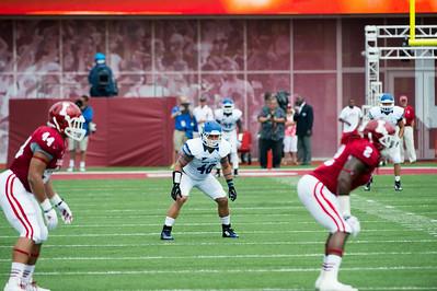Indiana State vs IU football