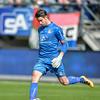 03-04-2016: Voetbal: NEC v Vitesse: Nijmegen <br /> <br /> Brad Jones from NEC<br /> <br /> Fotograaf Andy Astfalck<br /> <br /> Eredivisie Seizoen 2015-2016<br /> NEC v Vitesse