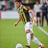 03-04-2016: Voetbal: NEC v Vitesse: Nijmegen <br /> <br /> Kosuke Ota from Vitesse<br /> <br /> Fotograaf Andy Astfalck<br /> <br /> Eredivisie Seizoen 2015-2016<br /> NEC v Vitesse