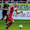 10-04-2016: Voetbal: FC Utrecht v NEC: Utrecht<br /> <br /> Ruud Boymans from Utrecht<br /> <br /> Fotograaf Andy Astfalck<br /> Eredivisie seizoen 2015/2016 Utrecht - NEC