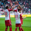 10-04-2016: Voetbal: FC Utrecht v NEC: Utrecht<br /> <br /> <br /> <br /> Fotograaf Andy Astfalck<br /> Eredivisie seizoen 2015/2016 Utrecht - NEC