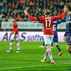 03-04-2016: Voetbal: NEC v Vitesse: Nijmegen <br /> <br /> <br /> Fotograaf Andy Astfalck<br /> <br /> Eredivisie Seizoen 2015-2016<br /> NEC v Vitesse