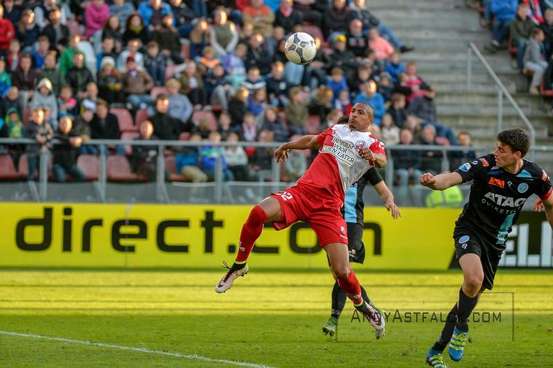 20-04-2016: Voetbal: FC Utrecht v De Graafschap: Utrecht  Sebastian Haller from Utrecht  Copyright Orange Pictures / Andy Astfalck  Eredivisie seizoen 2015/2016 Utrecht - de Graafschap
