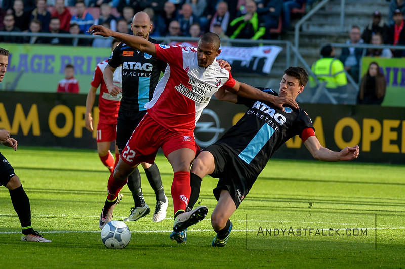 20-04-2016: Voetbal: FC Utrecht v De Graafschap: Utrecht    Copyright Orange Pictures / Andy Astfalck  Eredivisie seizoen 2015/2016 Utrecht - de Graafschap