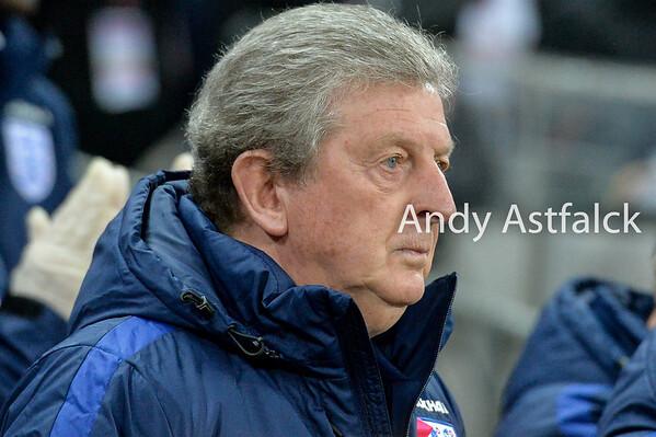29-03-2016: Voetbal: Engeland v Nederland: Londen  English Coach Roy Hodgson  Fotograaf Andy Astfalck