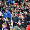 29-03-2016: Voetbal: Engeland v Nederland: Londen<br /> English football fans<br /> <br /> Fotograaf Andy Astfalck