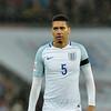 29-03-2016: Voetbal: Engeland v Nederland: Londen<br /> <br /> Chris Smalling from England<br /> <br /> Fotograaf Andy Astfalck