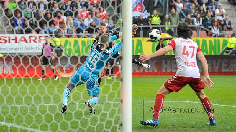22-05-2016: Voetbal: FC Utrecht v Heracles Almelo: Utrecht    Copyright Orange Pictures / Andy Astfalck  Eredivisie seizoen 2015/2016 Utrecht - de Graafschap