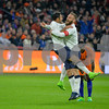 Netherlands  v Italy - International Friendly<br /> Italians Daniele De Rossi and Eder Citadin Martins celebrate a goal during the friendly match between Netherlands and Italy on March 28, 2017 at the Amsterdam ArenA in Amsterdam, Netherlands.