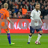 Netherlands  v Italy - International Friendly<br /> Daniele De Rossi from Italy and Davy Klaassen from the Netherlands during the friendly match between Netherlands and Italy on March 28, 2017 at the Amsterdam ArenA in Amsterdam, Netherlands.