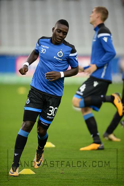 Club Brugge v Istanbul Basaksehir - UEFA Champions League Qualifying Third Round: First Leg