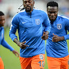 Club Brugge v Istanbul Basaksehir - UEFA Champions League Qualifying Third Round: First Leg