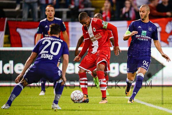 Royal Antwerp v RSC Anderlecht - Jupiler League