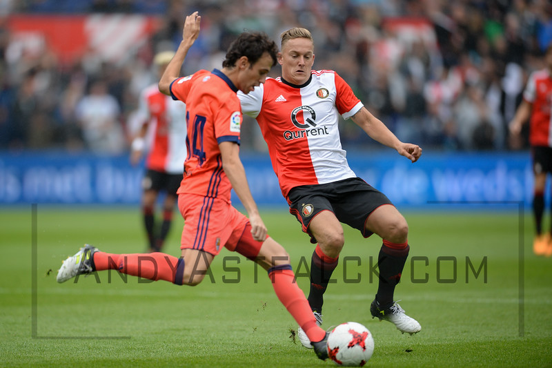 Feyenoord v Real Sociedad - Pre-Season Friendly