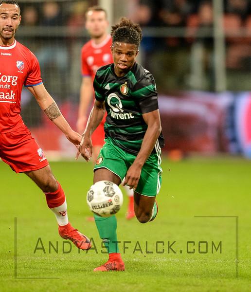 Utrecht v Feyenoord - Eredivisie