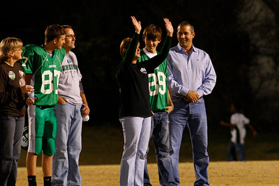 Seminole vs Cushing (Senior Night)