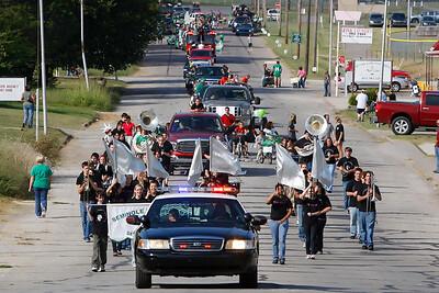 Seminole vs Mannford (Homecoming)