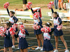 Cheerleaders<br /> at the Freshman Football Game<br /> September 22, 2008