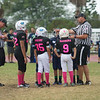Coin toss vs. Seahawks (10/18/14)