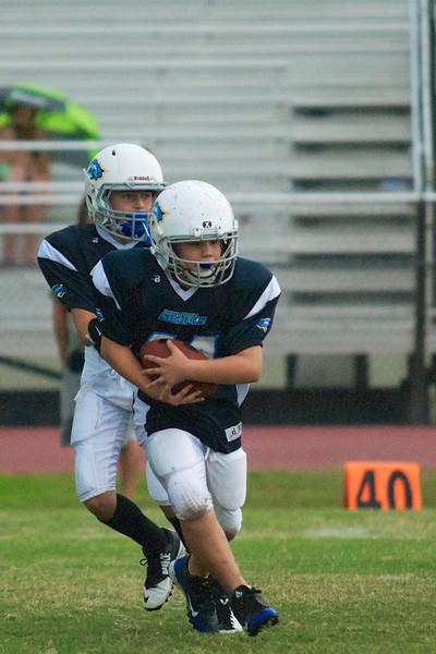 #44 Ben Escamilla with the ball carry!