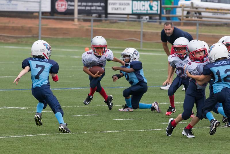 SC Patriots Game 1-121