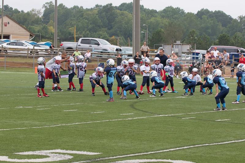 SC Patriots Game 1-106
