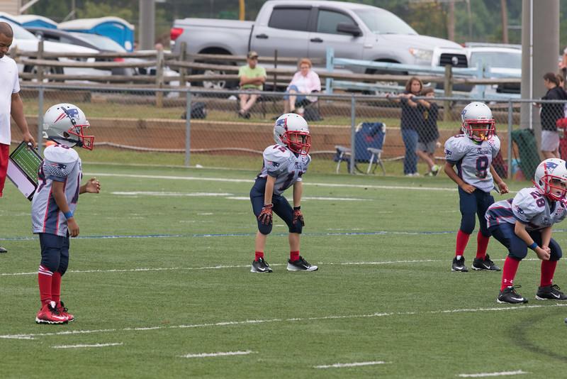 SC Patriots Game 1-100