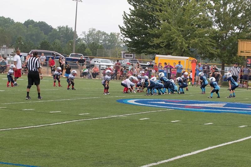 SC Patriots Game 1-94