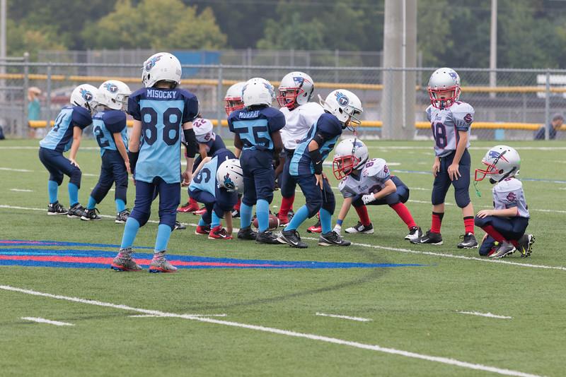SC Patriots Game 1-28