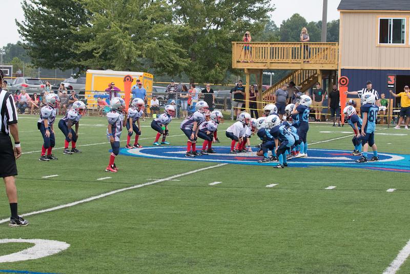 SC Patriots Game 1-64